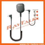 De draagbare RadioMicrofoon van de Spreker van Toebehoren Handbediende voor Al Bidirectionele Radio van het Merk