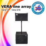 Vera Series 12 '' und 18 '' Passivev Professional Line Array Speaker