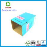 Rectángulo de almacenaje de papel de la joyería del regalo de las ventas al por mayor