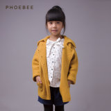 Bebé Clothes Girls Winter Coat de las lanas para Sale