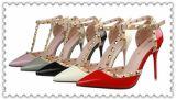 O casamento de venda quente calç o fabricante de sapatas do vestido das mulheres
