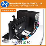 Feito nas cintas plásticas de nylon de China 100% com marca