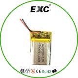 Bateria elevada do Li-Polímero 3.7V 500mAh da taxa 902030 da descarga