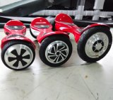 White와 Red LED Lights를 가진 각자 Balancing Hoverboard