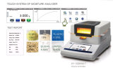 5 Inch Touch Panel Moisture Analyzer, Moisture Meter, Moisture Analysis/Test