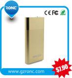 Batería móvil portable externa de la potencia del cargador 8000mAh