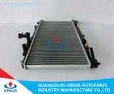 Radiador de aluminio de las piezas de automóvil de Mazda para 6 el ajuste directo 4cyl 2003 2004 L332-15-200e con el tanque de agua plástico