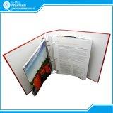 Catálogo da cor da impressão com pasta 3-Ring