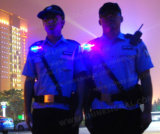 Jd-2 LED Warning Shoulder Klipp Light für Policeman