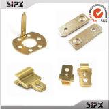 Fábrica do OEM personalizada carimbando o punho de porta de bronze