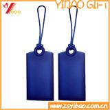 Горячая продавая цветастая бирка багажа PVC с логосом печатание изготовленный на заказ (YB-SM-06)