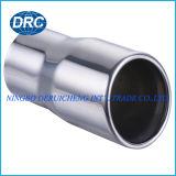 Tipo hermoso de la alta calidad del tubo de escape del acero inoxidable