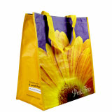 Le sac à main en nylon, avec conçoivent et impriment en fonction du client (14110410)