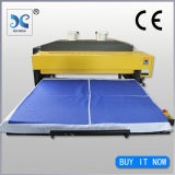 100*120cm Dual Station Pneumatic Large Format Fabric Printing Machine