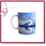 11oz Coated Transparent Glass Mug par Mejorsub