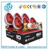 Cine eléctrico de Shenzhen del diseño original 9d Vr de la fábrica