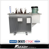 Potencia Frequency 2 Mva 33/0.4kv Power Distribution Transformer