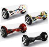 Intelligente 10 Zoll-elektrische zwei Räder, die Roller balancieren