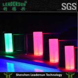 Pilar de la boda de los muebles del LED