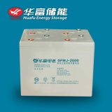 2000ah VRLA Solar Use UPS Gel Battery
