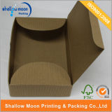Горячая коробка торта бумаги Kraft сбывания (QYZ391)