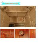 2016 de Traditionele Sauna van de Stoom voor 3 persoon-E3