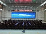 El panel de visualización delgado de LED del aluminio de P7.62 (732X732m m)