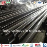 SAE1020 Tubo de acero redondo sin costuras