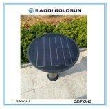 Aço inoxidável, armadilha solar do mosquito, Repeller do mosquito, lâmpada do assassino do mosquito/luz