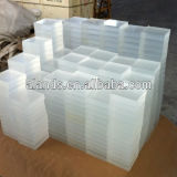 Transparentes Clear Cast Acrylic Sheet in 1220*2440mm.