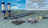 Tianyi Hotsaleの耐火性セメントの泡の煉瓦作成機械