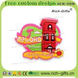 Ricordo promozionale personalizzato Malesia (RC-MY) dei magneti del frigorifero del silicone della decorazione dei regali