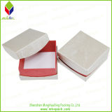 Faltendes Rigid Paper Packaging Jewellery Box mit Ribbon