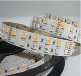 Doble fila ultra brillante SMD5050 RGBW LED tira