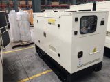 generatore diesel silenzioso eccellente 74kw/93kVA con il motore BRITANNICO Ce/CIQ/Soncap/ISO della Perkins