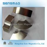 Magnete permanente personalizzato di NdFeB dell'arco della terra rara per i mandrini, accoppiamenti