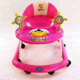 Preiswertes Plastic Wheels Baby Walker mit 8 Swivel Wheels in Highquality Popular in China