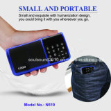 Mini Speaker con il MP3 Player (N519)