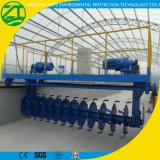 Adubo Turner do fertilizante para o tanque de fermentação