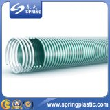 PVCプラスチックによって補強される螺線形の吸引の粉の庭の管のホース