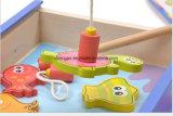 Fischen-Spiel-magnetisches Aufkleber-Digital-Spielzeug