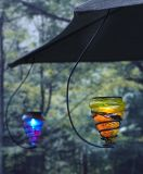 زاهية زجاجيّة شمسيّة يزوّد خارجيّة يعلّب ضوء