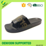 Deslizador de las sandalias de las diapositivas de los planos de EVA del deslizador de la playa de los hombres de Greenshoe