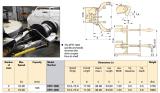 Позитив Блокировка 100 тонн Гидравлические зажимные Pullers