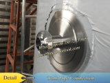 Roestvrij staal dat Schip 1000liters mengt
