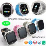 GPS+Lbs+WiFi Y19를 가진 3G 성인 GPS 추적자 시계