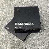 Rectángulo de regalo de papel eléctrico de la visualización del embalaje de la alta calidad