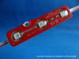 5050 옥외 Advertizing Injection LED Module DC12V 0.72W