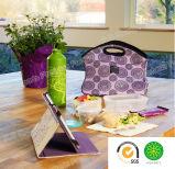 Blume des Leben-Neopren-Mittagessen-Kühlvorrichtung-Beutels für Kinder Kingdergarden