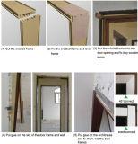Cadre de porte élevé d'OEM/ODM Quaity WPC pour la porte de 35mm (PM-50A-35)